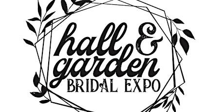Hall & Garden Bridal Expo tickets