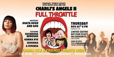 Charli's Angels II: Full Throattle tickets