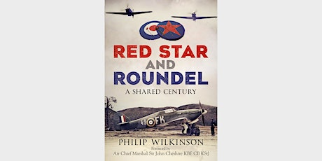 Online talk by Philip Wilkinson on his book Red Star and Roundel tickets