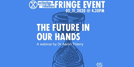 THE FUTURE IN OUR HANDS: MOVING BEYOND POLITICS AS USUAL IN TIME OF CRISIS tickets