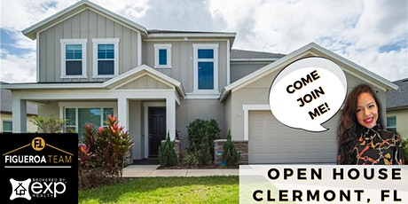 OPEN HOUSE IN CLERMONT FL | NEW HOME 4 BED/3BATH tickets