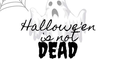 Halloween Is Not Dead   Socially-Distanced Pub Crawl tickets