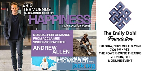 Modern Happiness: A Chat with Eric Termuende tickets