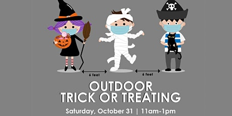 NEWCITY Outdoor Trick or Treating tickets