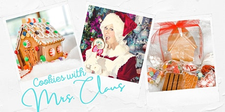 Cookies & Story Time with Mrs. Claus 2020 tickets