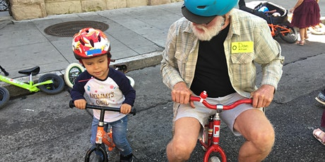 SF Bicycle Coalition Freedom from Training Wheels Class tickets
