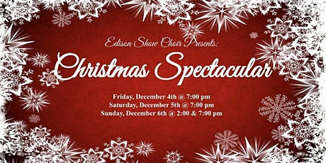 Edison Show Choir Presents Christmas Spectacular tickets