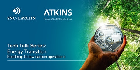 Tech Talks Energy Transition:  Enabling Carbon Capture and Storage: Roadmap tickets