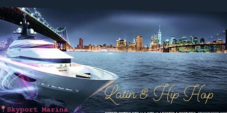 Latin & Hip Hop NYC Boat Party Yacht Cruise  - Friday Nov 6 tickets