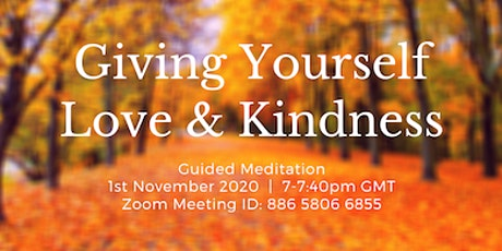 Giving Yourself Love & Kindness tickets