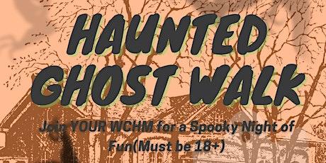 Haunted Ghost Walk 2.0 tickets