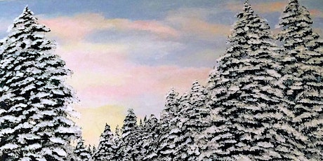 Snowy Trees with Elizabeth Boles tickets