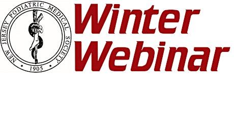 NJPMS Winter Webinar Tickets