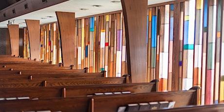 Immanuel Lutheran 10:30 worship service tickets