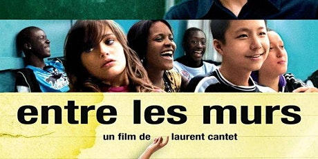 "Online Ciné Canapé + French discussion ""Entre les murs"" tickets"