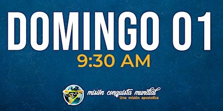 HACEDORES DE LO IMPOSIBLE 9:30 AM boletos