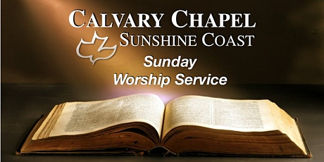 Calvary Chapel 11:00am Sunday Morning Service tickets