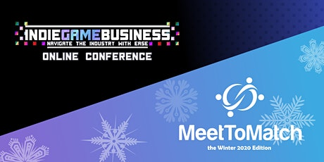 Indie Game Business Sessions: Winter 2020 tickets