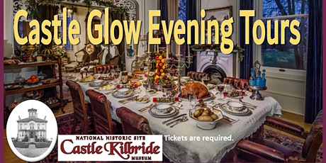 Castle Glow Evening Tours tickets