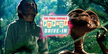E.T. the Extra Terrestrial - The Frida Cinema Pop-Up Drive-In tickets