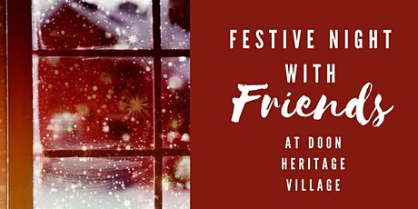 A Festive Night with FRIENDS tickets