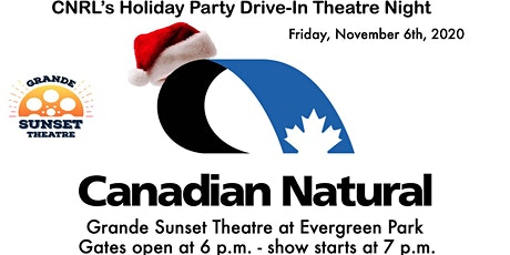 CNRL's Holiday Party Drive In Theatre Night tickets