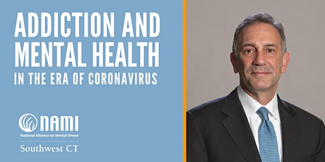 """Addiction &  Mental Health in The Era of Coronavirus"" with Gary Mendell tickets"
