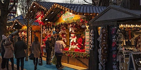 Christmas Market in Fredericksburg tickets