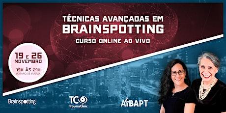 Técnicas Avançadas em Brainspotting ingressos