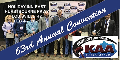 2021 KAA CONVENTION REGISTRATION tickets