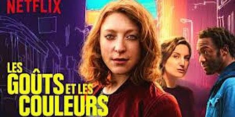 """Online Ciné Canapé + French discussion """"Les goûts et les couleurs"""" tickets"""