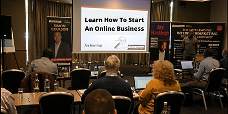 Learn How to Start an Online Business tickets