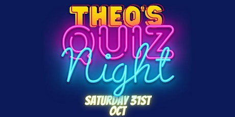 Theo's Quiz Night tickets
