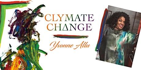 Yvonne Allu   Clymate Change tickets
