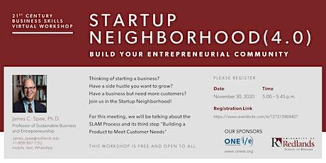 University of Redlands Startup Neighborhood (4.0) tickets