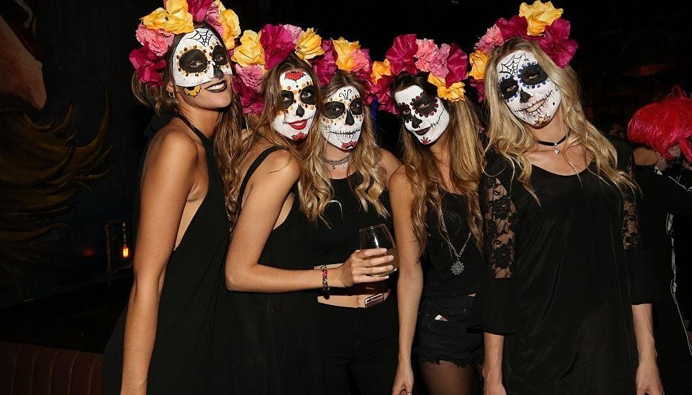 Halloween at the Vogue