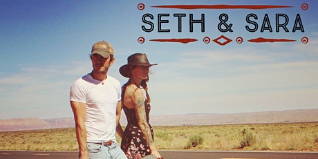 Wine on the Terrace with Seth and Sara tickets
