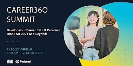 1871/Pinterest Virtual Career360 Summit tickets