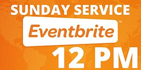 12 PM  MGA SUNDAY WORSHIP SERVICE tickets