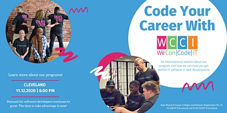 Code Your Career With We Can Code  IT -  Cleveland tickets
