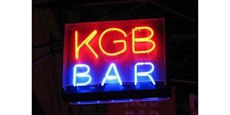KGB Bar Homecoming Festival-Colum McCann, Helen Schulman, Luc Sante tickets