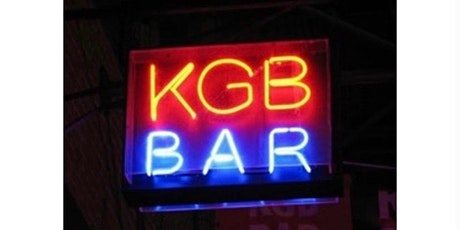 KGB Bar Homecoming Festival-Colm Toibin, Sylvia Foley, Ken Foster tickets