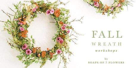 Fall Wreathmaking at Santana Row : A D-I-Y Workshop tickets