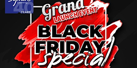 Black Friday Grand Launch! tickets