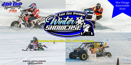 Lake Erie Winter Showcase featuring Snowmobile Racing- Erie, PA tickets