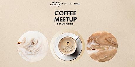 Virtual Coffee Networking tickets