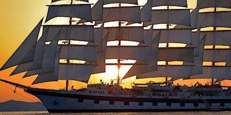 CTE Live! Star Clippers - Truly sailing & on the tallest Clipper ships ever tickets