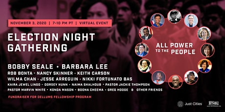 All Power to the People:  Election Night  with  Bobby Seale & Barbara Lee tickets