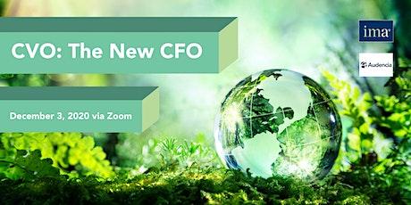CVO: The new CFO tickets