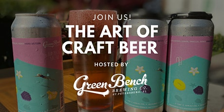 The Art of Craft Beer tickets
